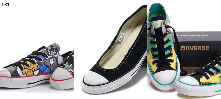 converse all stars chuck taylor ox shoes