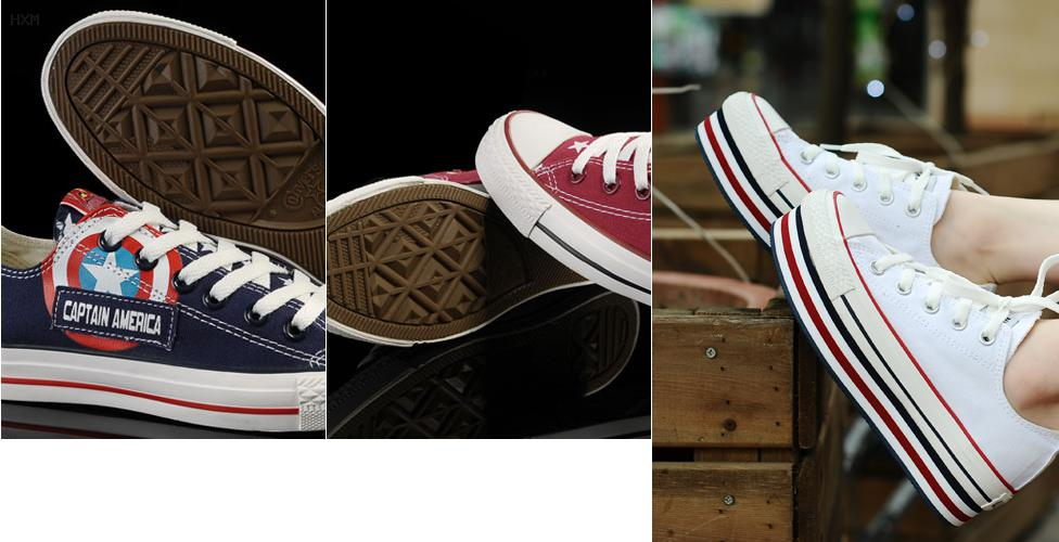 converse all stars lage dames sneaker