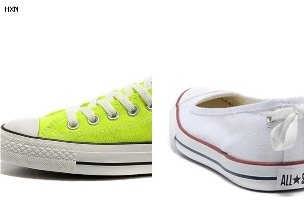 converse all stars leer wit